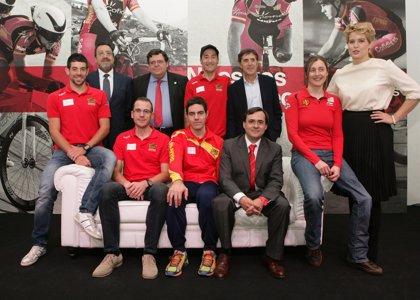 RSC.-Cofidis presenta la campaña 'Nuestros campeones', protagonizada por ciclistas paralímpicos