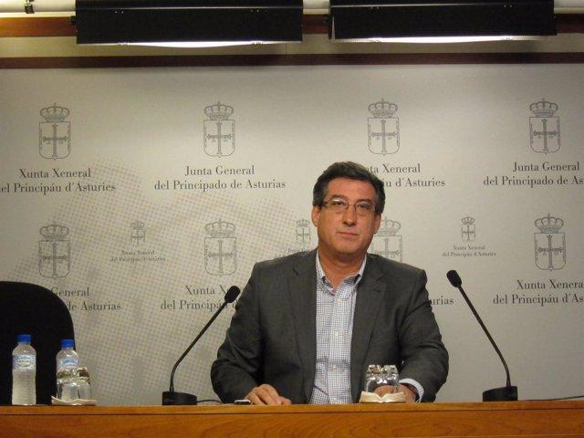 Ignacio Prendes, diputado de UPyD en la Junta General de Asturias