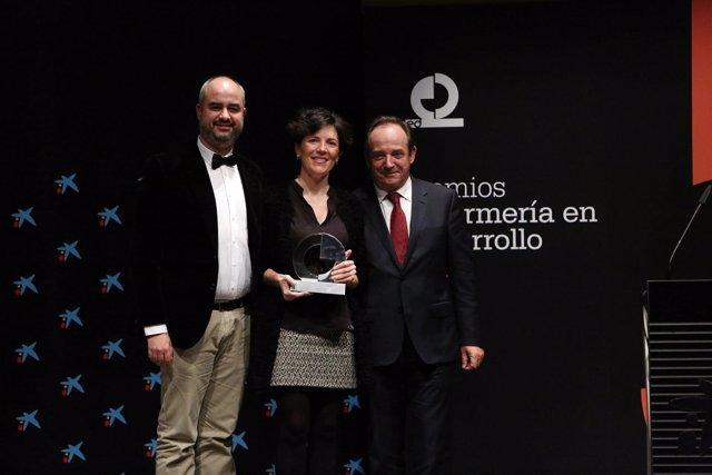 Premio a Valdecilla de la revista 'Enfermería en Desarrollo'