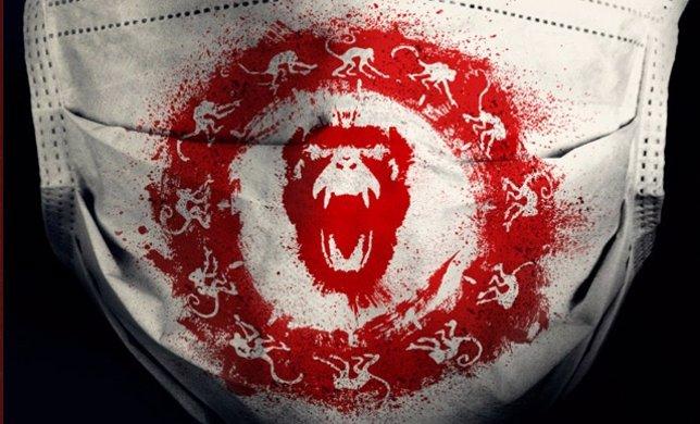 Póster de 12 monos