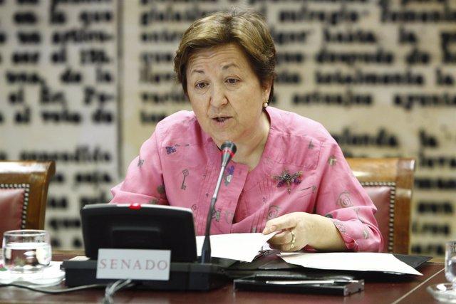 Secretaria General De Sanidad Y Consumo, Pilar Farjas.