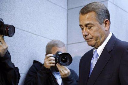 Boehner: Los republicanos bloquearán fondos para poner en marcha la reforma migratoria