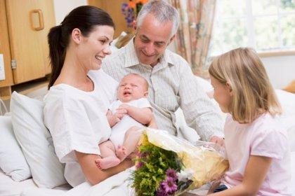 Los nacimientos crecen por primera vez desde 2010
