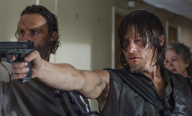 5 Claves Del Regreso De The Walking Dead