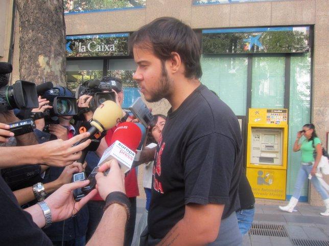 Pablo Hasel (Archivo)