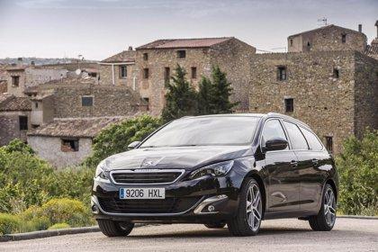 Nuevo Peugeot 308 SW, 'Coche Familiar 2015'