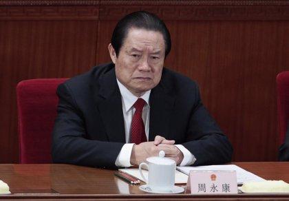 Un exjefe de la Seguridad Nacional china, detenido y expulsado del partido por corrupción