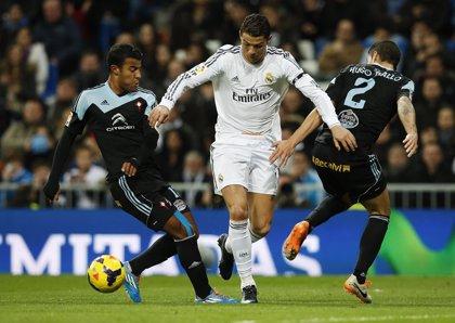 El Celta busca frenar al Madrid de los récords