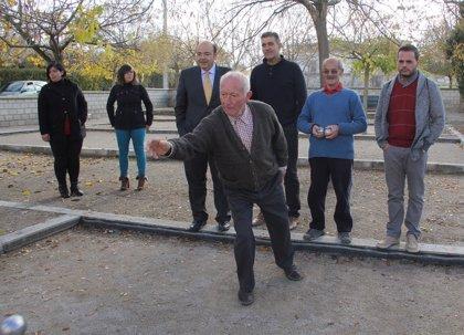 El presidente de Diputación visita Dehesas Viejas, que ultima los trámites para constituirse como municipio