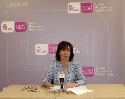 """UPyD apela a la """"libertad e igualdad"""" de la Carta Magna como valores que contribuyen a la unidad en España"""