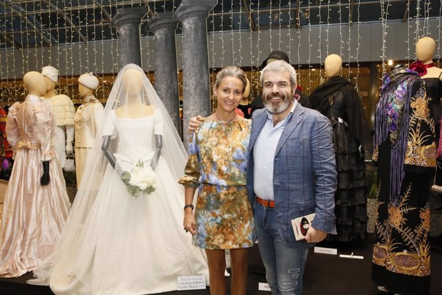 El primer vestido de novia de Carla Royo de Lorenzo Caprile ya es vintage.