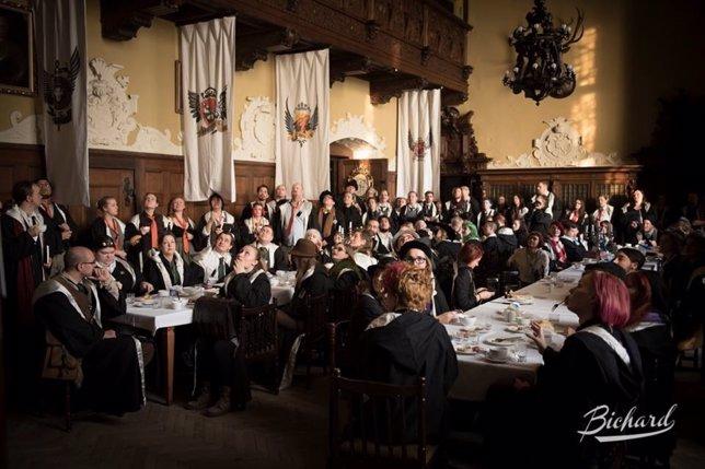 Escuela de Magia y Hechicería en Polonia