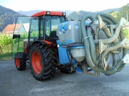 Diputación de Bizkaia inicia una campaña de inspección de equipos de aplicación de productos fitosanitarios