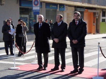 """El ministro del Interior dice que la unidad de España es """"fundamental para garantizar nuestro progreso y la igualdad"""""""