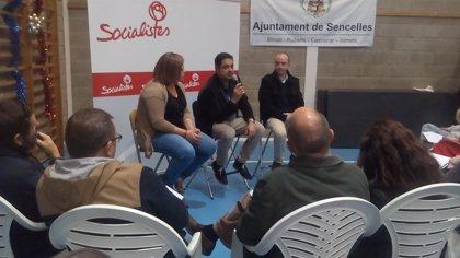 El alcalde de Sencelles recoge propuestas ciudadanas para el programa electoral del PSIB en Baleares