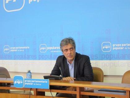 """Puy (PPdeG) cree que """"no es previsible"""" gobernar con el PSOE"""