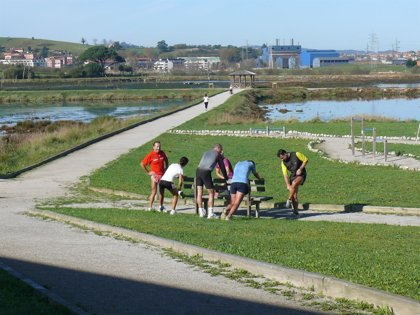 Astillero.- Comienza el saneamiento, drenaje y recuperación ambiental de las Marismas Negras