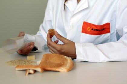 AIMPLAS desarrolla envases biodegradables para mantecados elaborados a partir de desechos de pan