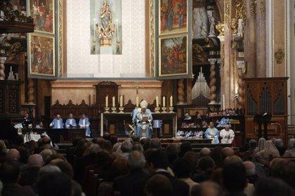 "El cardenal Cañizares cree la ""gran desgracia del hombre"" es que no da ""importancia al mal"""