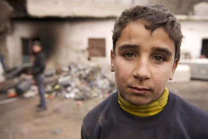 """UNICEF denuncia que 2014 ha sido """"devastador"""" para los niños, con 15 millones atrapados en conflictos"""