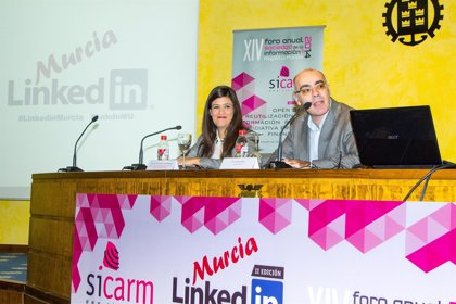 La jornada 'Linked in Murcia' cierra la XIV edición del foro anual de Sociedad de la Información en la Región SICARM