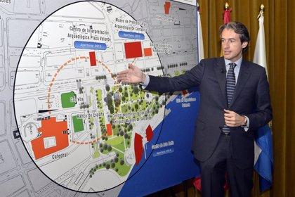 De la Serna analizará junto a NN.GG. las políticas culturales de Santander