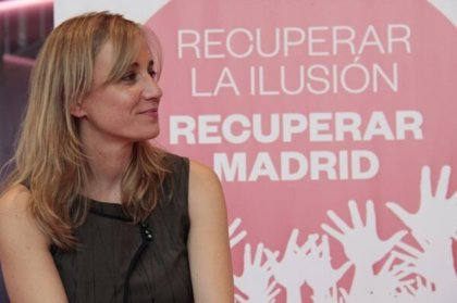"""Tania Sánchez no pide que """"desaparezcan de la faz de la tierra"""" pero sí que algunos dejen de ser referentes en IU"""