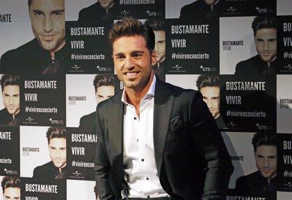 David Bustamante actúa este sábado en Oviedo