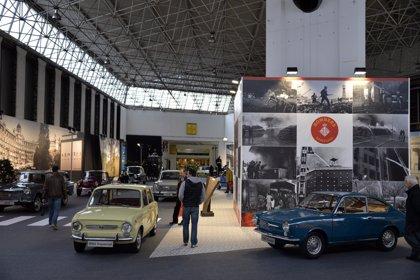El Auto Retro cierra con un récord de más de 62.000 visitantes