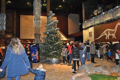 Más de 4.700 personas visitan Dinópolis