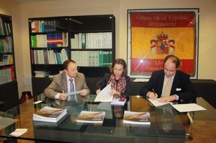 La Cámara Española de Comercio en Alemania, socio de Logroño en el país