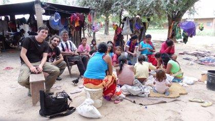 Un conquense denuncia el expolio de tierras que sufre el pueblo Ayoreo
