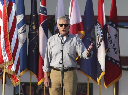 El jefe del Pentágono llega a Bagdad en visita sorpresa