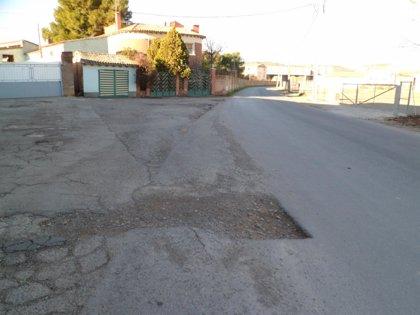 IU Fraga recogerá firmas para la mejora urbanística integral en el Camino de Giraba