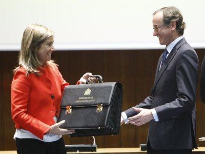 Alonso se estrena este miércoles en el Congreso respondiendo preguntas del PSOE sobre si va a seguir la senda de Mato