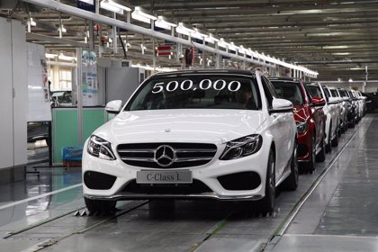 Mercedes-Benz Cars produce 500.000 unidades en China