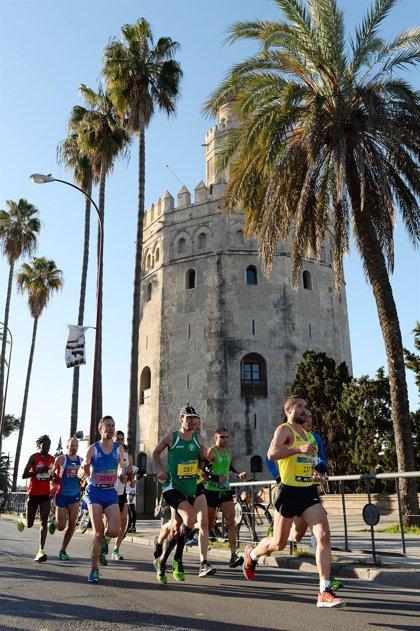 El Maratón de Sevilla continuará con el distintivo 'Bronce' de la IAFF