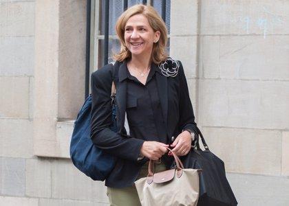 """Fiscalía pide archivar la imputación de la Infanta: """"Está en posición de indefensión"""""""