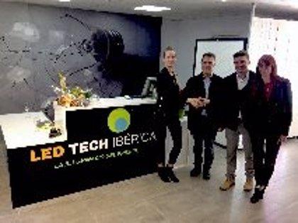 Led Tech Ibérica busca inversores para  una fábrica en Lleida