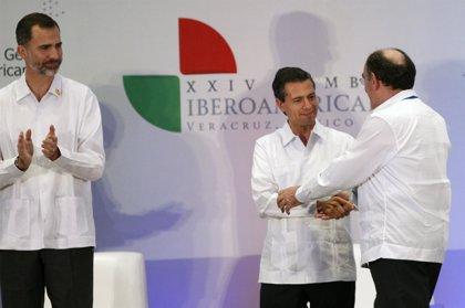 Economía/Empresas.- Galán recibe en México el Premio Iberoamericano de Calidad, concedido a Elektro, filial de Iberdrola