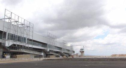 Ruiz afirma que no hay noticias de última hora sobre el aeropuerto de Corvera