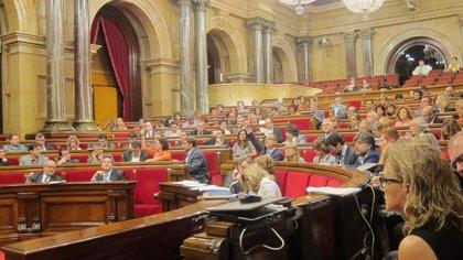 El Parlament abordará el debate a la totalidad de los Presupuestos en el último pleno del año