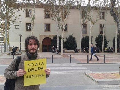 Víctor Egío exige una auditoria de la deuda regional