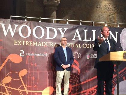 Woody Allen y la New Orleans Jazz Band actuarán en Badajoz