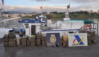 Intervenidas más de dos toneladas de hachís procedente de Marruecos