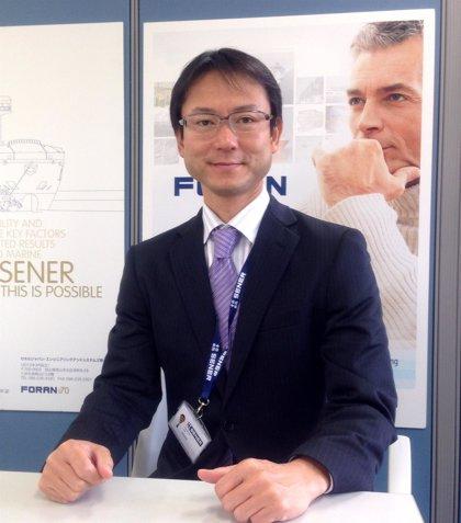 Economía/Empresas.- Koji Kawamura, nuevo director de Sener en Japón