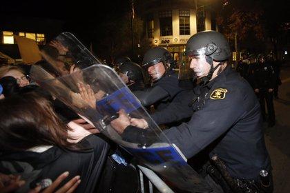 Más de 150 detenidos en California por las protestas contra la represión policial