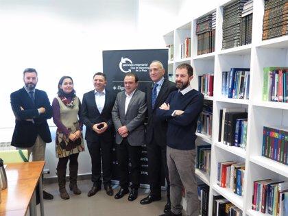 """Cuevas (PP): """"El Gobierno de La Rioja sigue impulsando la I+D+i y la internacionalización para crecer y crear empleo"""""""