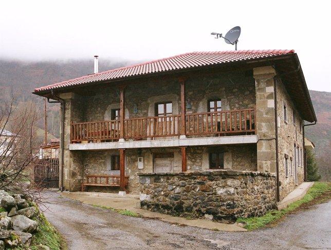 Casa Rural Con Antena Hispasat