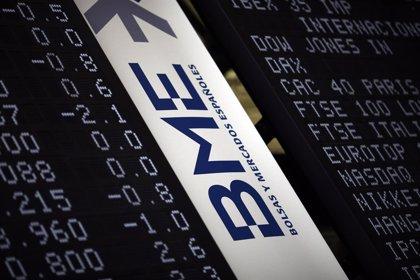 El Ibex 35 cae un 2,1% y pierde los 10.600